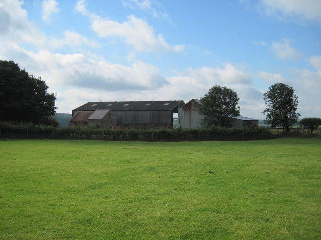 Barns  at  High  Pastures  Farm