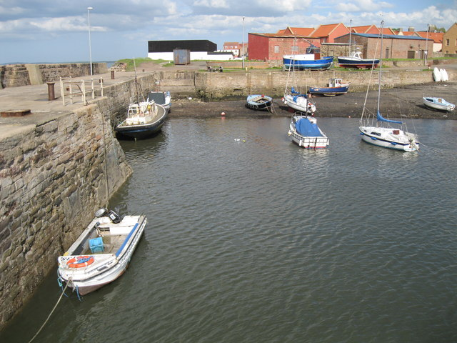 Cockenzie Harbour