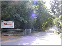SO8483 : Kinver Training Camp by Gordon Griffiths