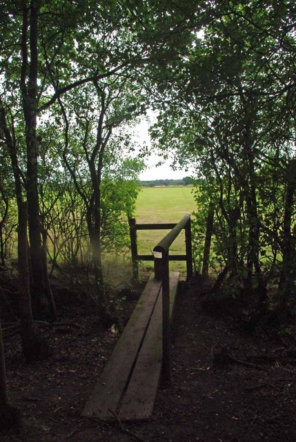 Stile out of Parsons Spring