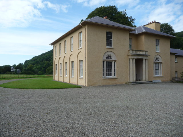 Llanerchaeron villa