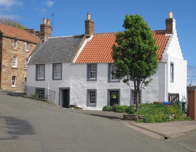 Cottages at St Monans