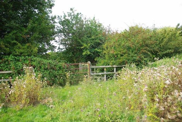 Stile on Horsfrith Park Farm