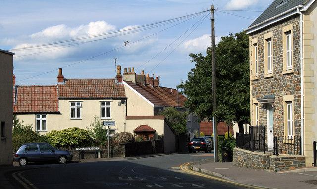 2011 : Pendennis Road, Staple Hill, Bristol