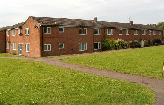 NE side of Gaer Vale, Newport