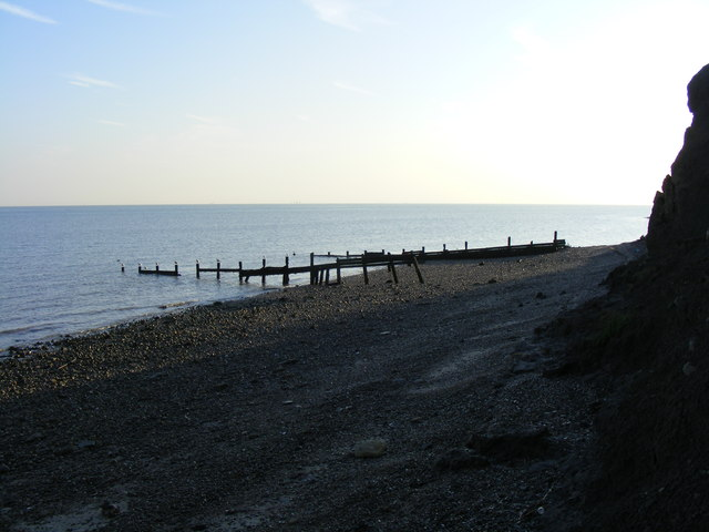 Eastchurch Gap,Groynes