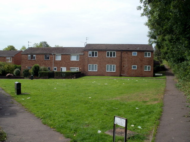 Gaer Vale housing, Newport