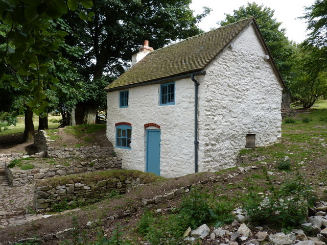 The Cook's cottage