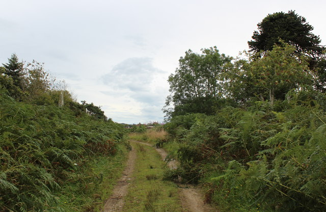 The old coach road to Lochgilphead