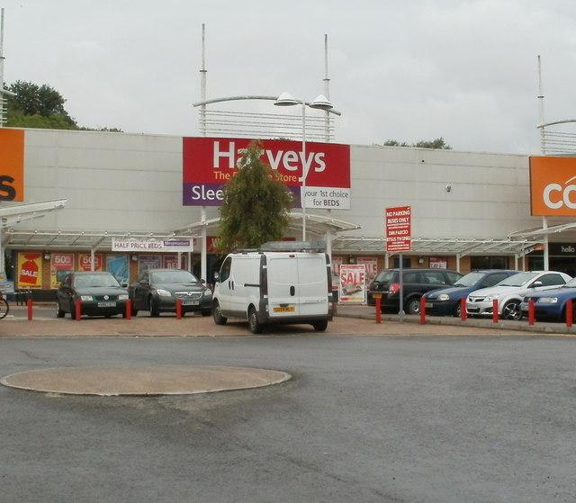 Harveys The Furniture Store, Cwmbran Retail Park