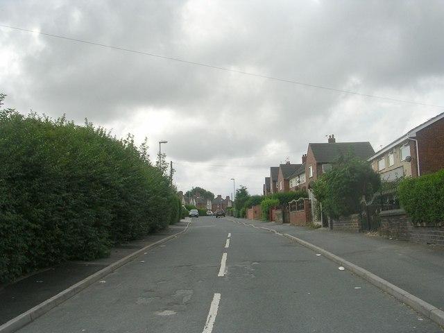 Fairfax Avenue - Wakefield Road