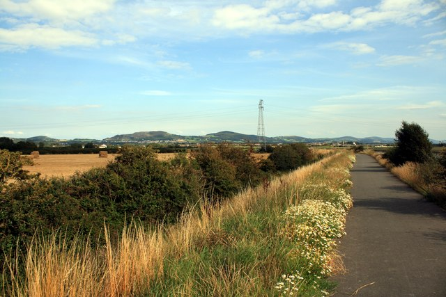 View from the River Clwyd footpath
