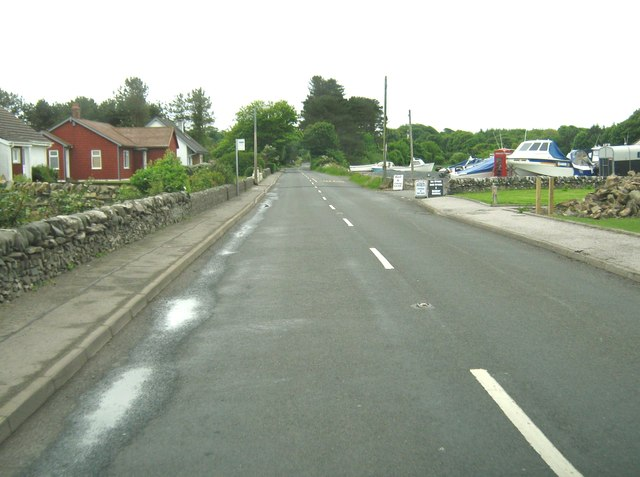 A716 at Ardwell