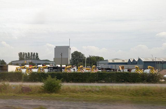 Britannia Building Supplies on Moxon drive