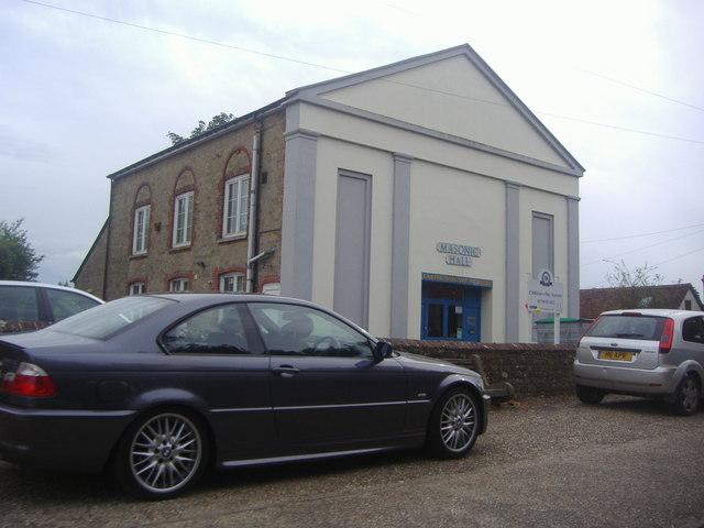 The Masonic Hall, Midhurst