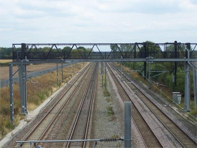 Main Line To Lichfield Trent Valley