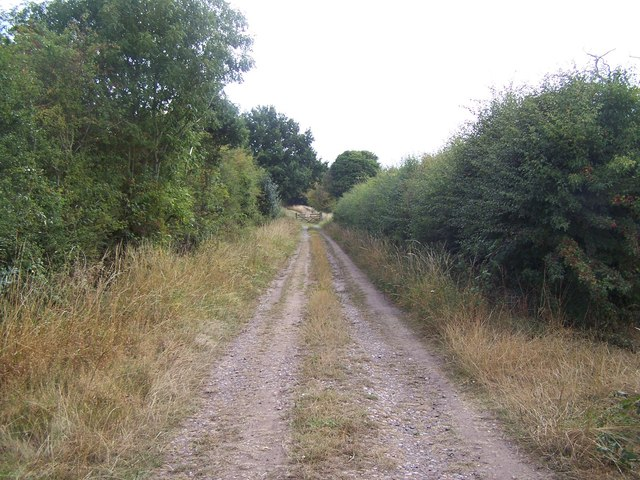 Footpath Near Wood Bank Farm