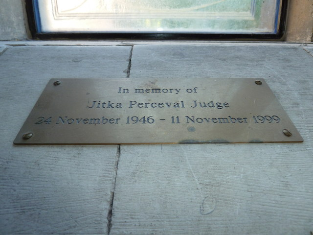 All Saints, Crondall: memorial (12)