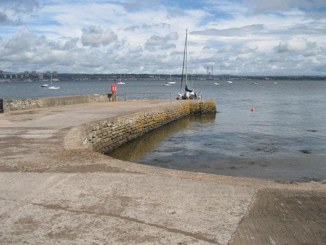 Wormit Pier