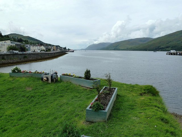 The Old Fort William