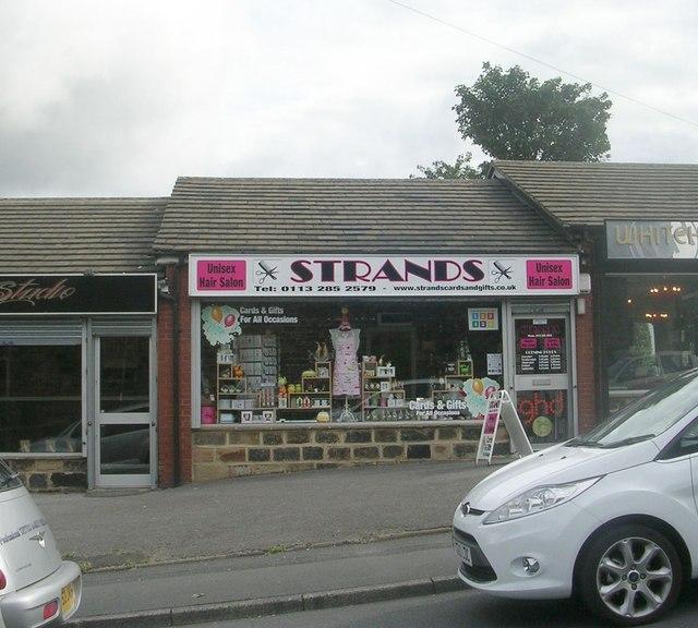 Strands Hair Salon - Moorside Approach