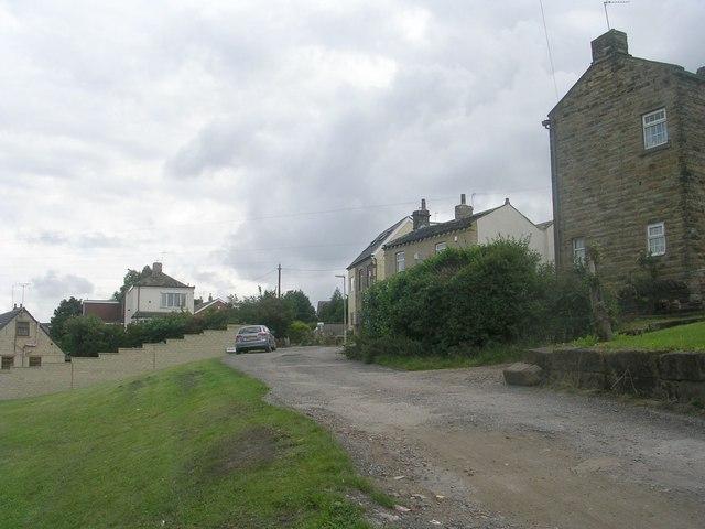 Penfield Road - off Moorside Road