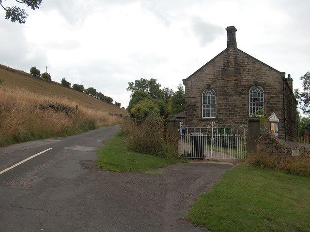 Underbank Chapel Schoolroom
