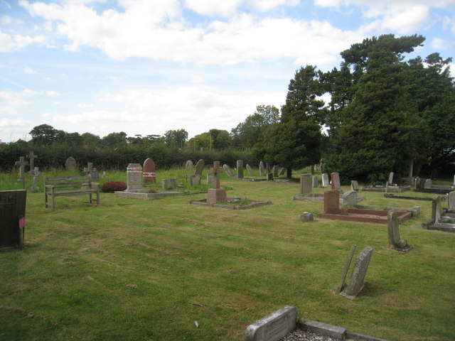 Wootton Cemetery