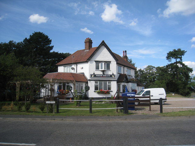 The Nags Head, Wootton
