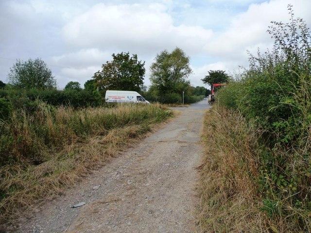 Crossroads at Ryecroft Road