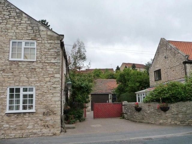 Houses on High Street, Campsall