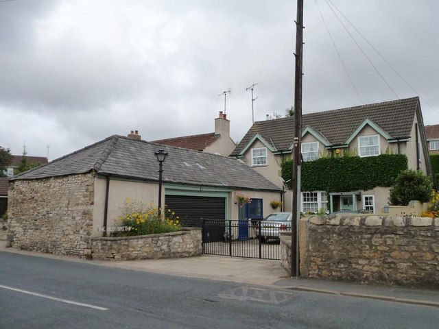 The Old Smithy, Campsall