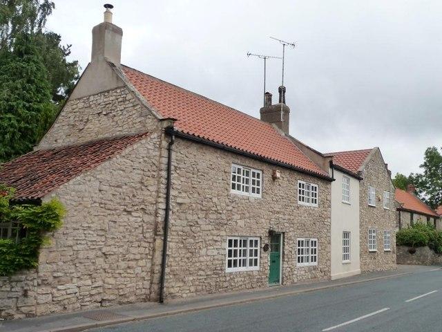 Old Post Cottage, High Street