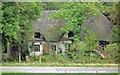 TL0017 : Derelict Cottage by Tom Presland
