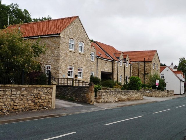 Mill Court, Campsall