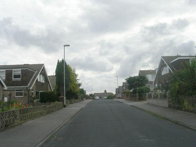 Moorside Avenue - Moorside Drive