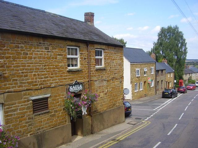 Spratton-Brixworth Road