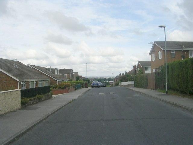 Moorside Mount - Moorside Terrace