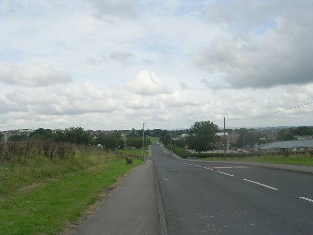 Moorland Road - Moorside Road