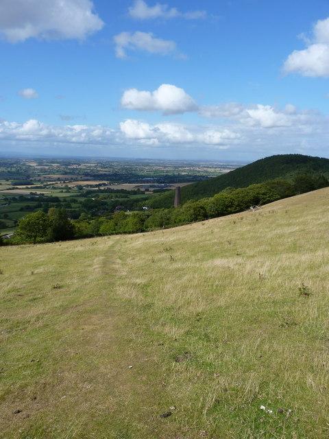 Towards Resting Hill Chimney