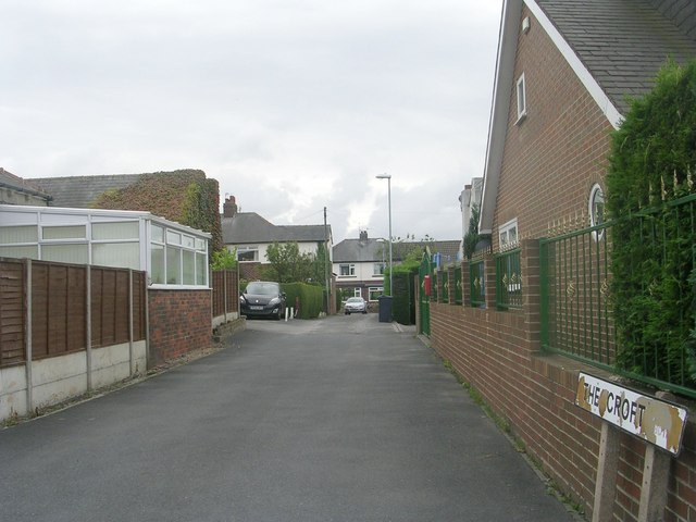 The Croft - Moorside Road