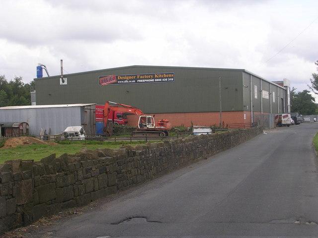 Designer Factory Kitchens - Hodgson Lane