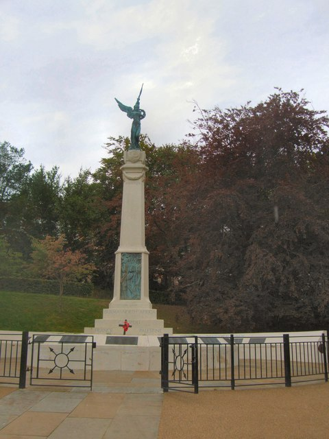 War Memorial - Alexandra Park, Hastings
