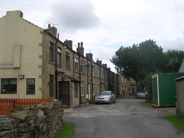 Un-named Street - West Street