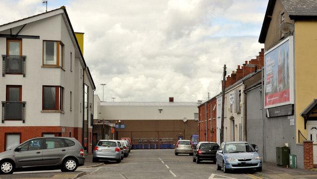 Greenville Avenue, Belfast