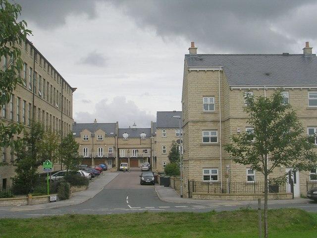 Cavendish Approach - West Street