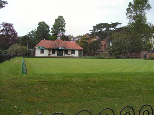 Bowling Green & Pavilion - Alexandra Park