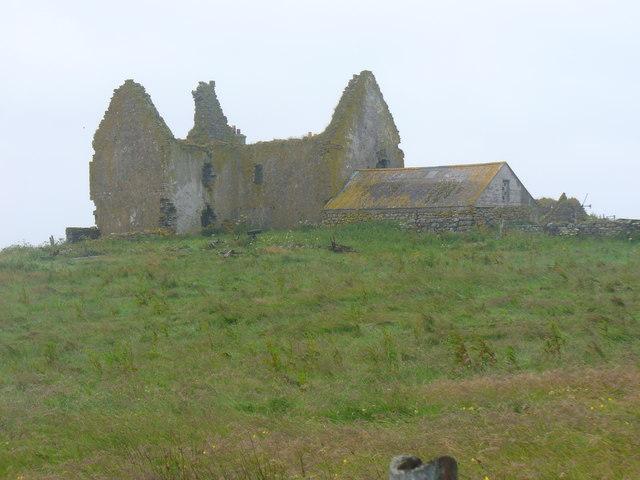 Ormicleit Castle