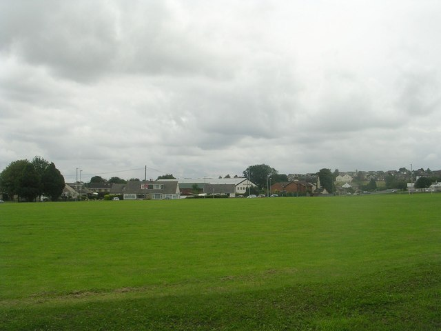 Playing Fields - off Moor Top