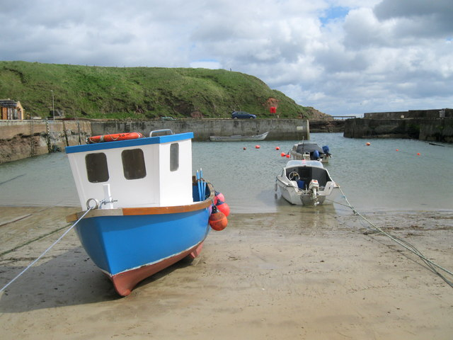 Port Erroll Harbour